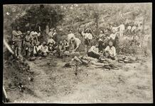 Buffalo Hunt, Osage Agency
