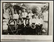 Osage Council, Pawhuska, Oklahoma