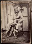 Unidentified Osage man
