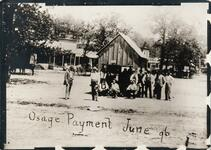Osage Payment