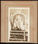 Unidentified baby, Fairfax, Oklahoma