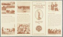 Pamphlet-2nd annual American Indian Exposition and Congress