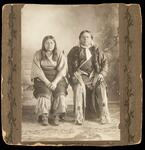 Unidentified Native American couple