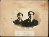 Edgar Moore and James H. Blaine