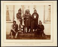 Group of Pawnee Chiefs and headmen