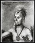 Kee-o-kuck, 1st war chief of the Sankys (Watchful Fox)