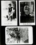 Jimmy Juniper, Billy Bowlegs, and Mollie Ahlistah (A New River Seminole)