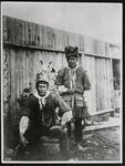Two unidentified Seminole men