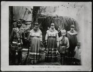 Seminoles of Southern Florida, Lake Hatchneha