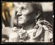 Unidentified Brule Sioux man
