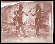 Two unidentified Sioux men