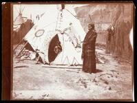Unidentified Sioux mother and child