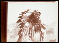 Unidentified Sioux man