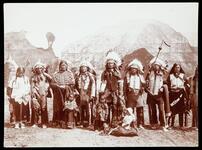Bear Killer, Red Tomahawk, American Horse, et al