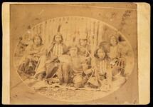 Aleck, Anderson, Cooper, Bill, et al, Tonkawa Indians