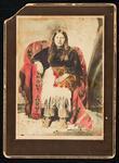 Unidentified Comanche Woman