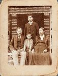 Rev. William McCombs and family