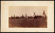 Unidentified Indian Camp