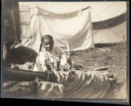Unidentified Sioux girl