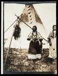 Two unidentified Native American women