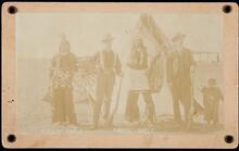 George Eagle, White Eagle, et al
