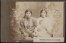 Pheobe Ellis and mother
