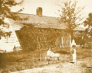 William P. Ross home at Fort Gibson