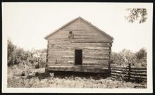 Walt Christie Home, near Bidding Springs, Oklahoma