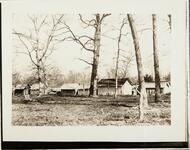 Creek grave yard near Hanna, Oklahoma