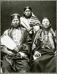 Wa-xthi, Wa-sho-she or Judge Lawrence, and his wife