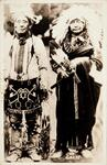 Ezra and Dog Chief