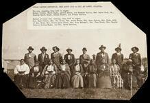 Indian Baptist Convention, Pawnee, Oklahoma