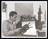 Portrait of Willard Stone