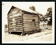 Sequoya's cabin