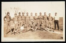 U.S. Haskell Institution football team