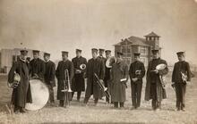 Tulsa's first band