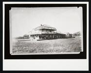 Home of Quanah Parker in the Wichita Mountain, The Comanche White House
