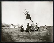 Horse Back's Camp