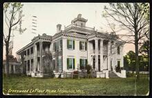 Greenwood LeFleur Home, Malmaison, MS