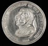 Zachary Taylor peace medal