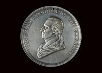 John Tyler peace medal, 2nd size