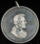 Abraham Lincoln peace medal, 1st size