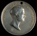 U. S. Grant presidential medal