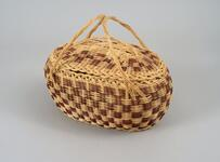 Buckbrush Cherokee basket