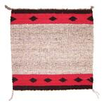Navajo throw rug