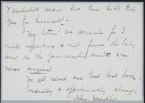 From Helen MacKay to Nancy C. Russell