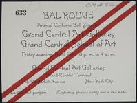 Bal Rouge at the Grand Central Art Galleries