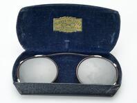 Sunglasses and case