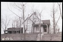 Charles M. Russell and Nancy C. Russell's Montana home