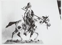 Indian and Horse Model